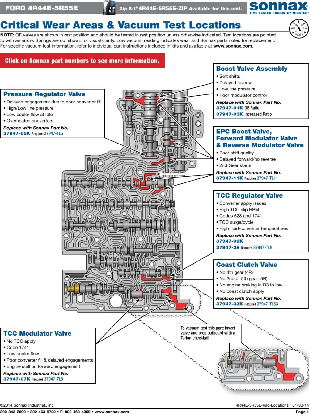 medium resolution of 5r55 diagram