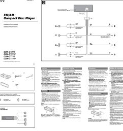 sony cdx ca650x wiring schematic diagrams source sony car stereo wiring diagram on sony cdx [ 2504 x 2434 Pixel ]