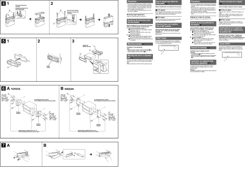 small resolution of sony cdx gt400 user manual installation connections cdxgt400 installsony cdx gt400 user manual installation connections cdxgt400