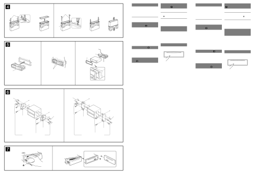 small resolution of sony cdx gt u wiring diagram on sony gt540ui no illumination wire sony radio remote