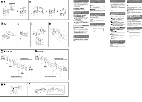 small resolution of sony cdx gt610ui user manual installation cdxgt610ui installi need a sony cdx gt610ui wiring diagram