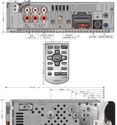 page 2 of 2 sony cdx m750 90226a me product guide p1ver4 user manual [ 1102 x 1592 Pixel ]