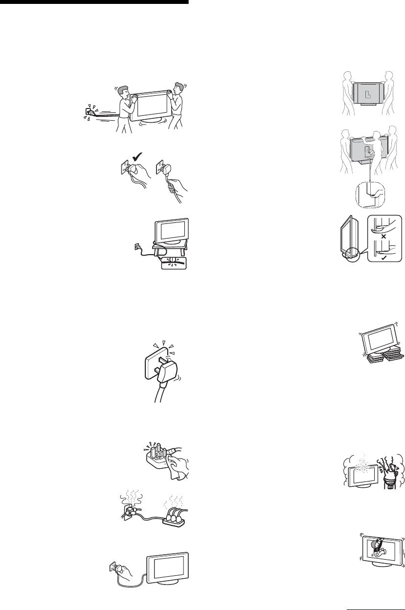 Sony Bravia Kdl 46X2000 Users Manual 52X2000/46X2000/40X2000