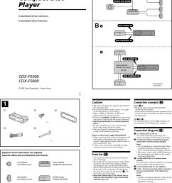 sony cdx f5500 wiring diagram [ 1630 x 2339 Pixel ]