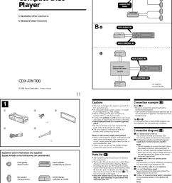 sony cdx fw700 installation instructionssony cdx fw700 wiring diagram 18 [ 1630 x 2337 Pixel ]