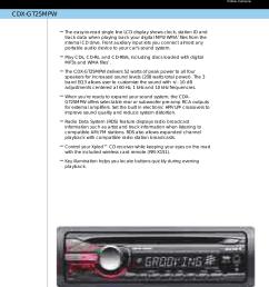 sony cdx gt25mpw wiring diagram [ 1275 x 1423 Pixel ]