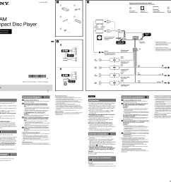 sony cdx gt270mp installation connections manual wiring diagram for sony cdx gt270mp [ 2552 x 2410 Pixel ]