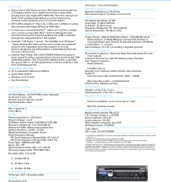 page 2 of 2 sony sony cdx gt350mp users manual  [ 1275 x 1593 Pixel ]