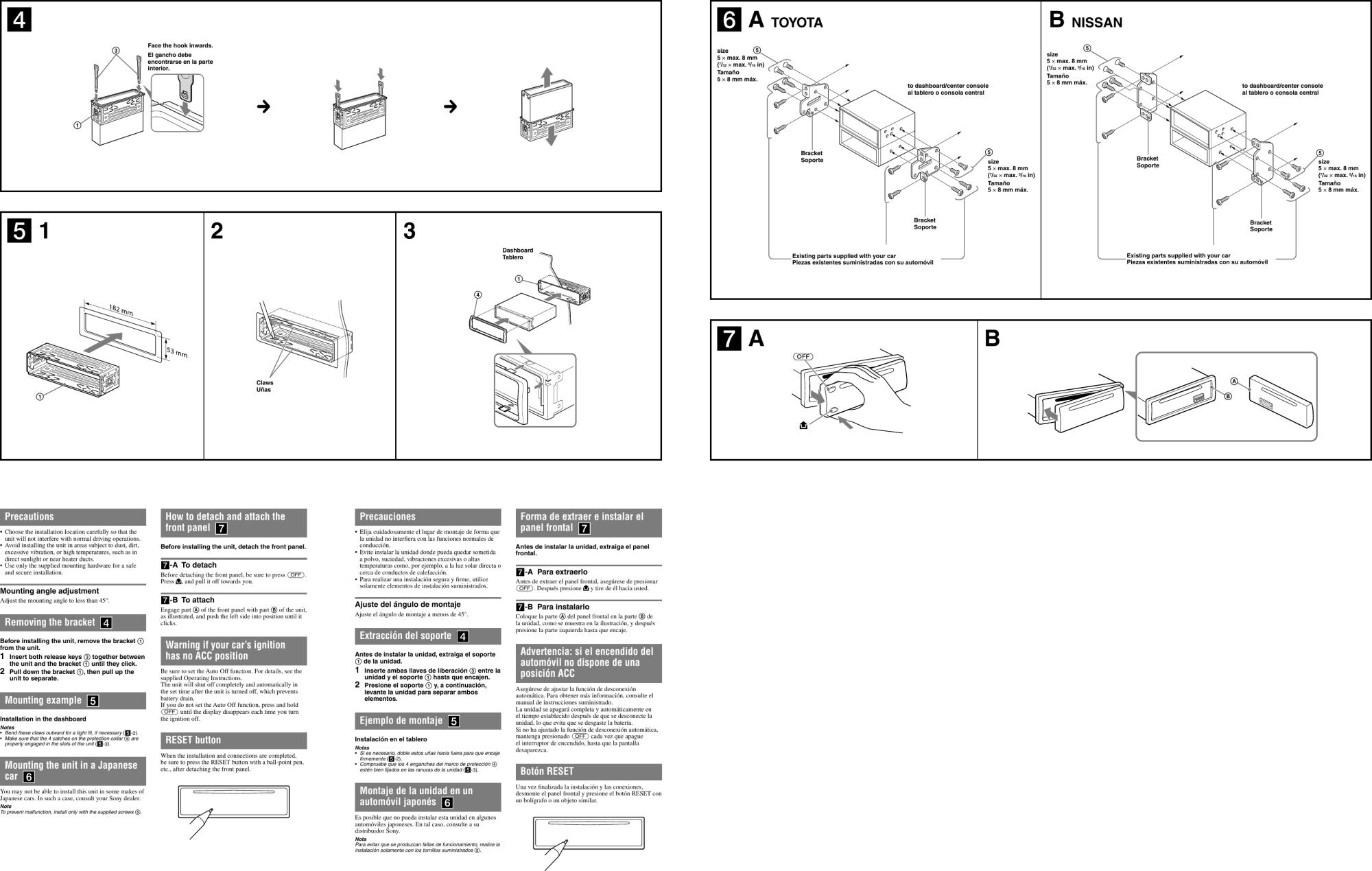 hight resolution of sony cdx gt35uw wire diagram