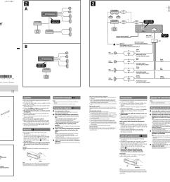 sony cdx gt40uw installation connections manual sony cdx gt uw wiring diagram for on sony mex  [ 3379 x 2374 Pixel ]