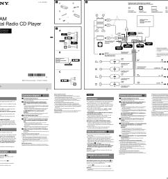 sony car radio wiring diagram furthermore xplod sony car [ 2552 x 2410 Pixel ]