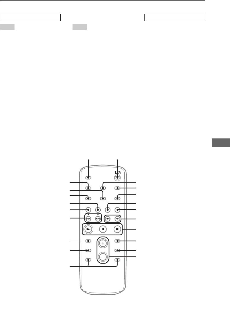Sony Cmt Hpx10W Users Manual HPX10W/CMT HPX9/CMT HPX7