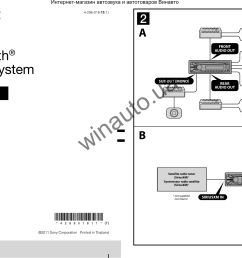 page 2 of 3 sony sony sony car stereo system  [ 1630 x 1235 Pixel ]