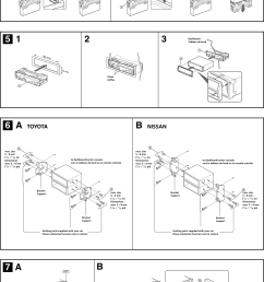 sony cdx s2000 users manual sony stereo wiring diagram page 3 of 4 sony sony sony [ 1630 x 2123 Pixel ]