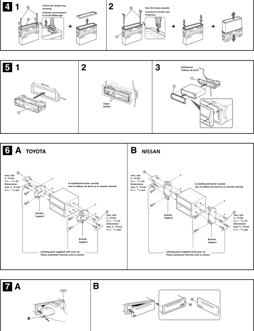 small resolution of sony cdx s2000 users manual sony stereo wiring diagram page 3 of 4 sony sony sony