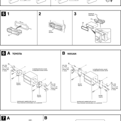 Sony Cdx Sw200 Wiring Diagram Ethylene Phase Users Manual Page 3 Of 4