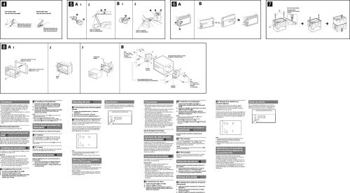 small resolution of sony xav 60 wiring diagram rj45 data phone jack wiring sony xav 651bt sony xav 601bt manual