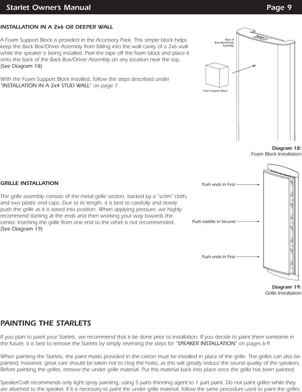medium resolution of speakercraft wiring diagram
