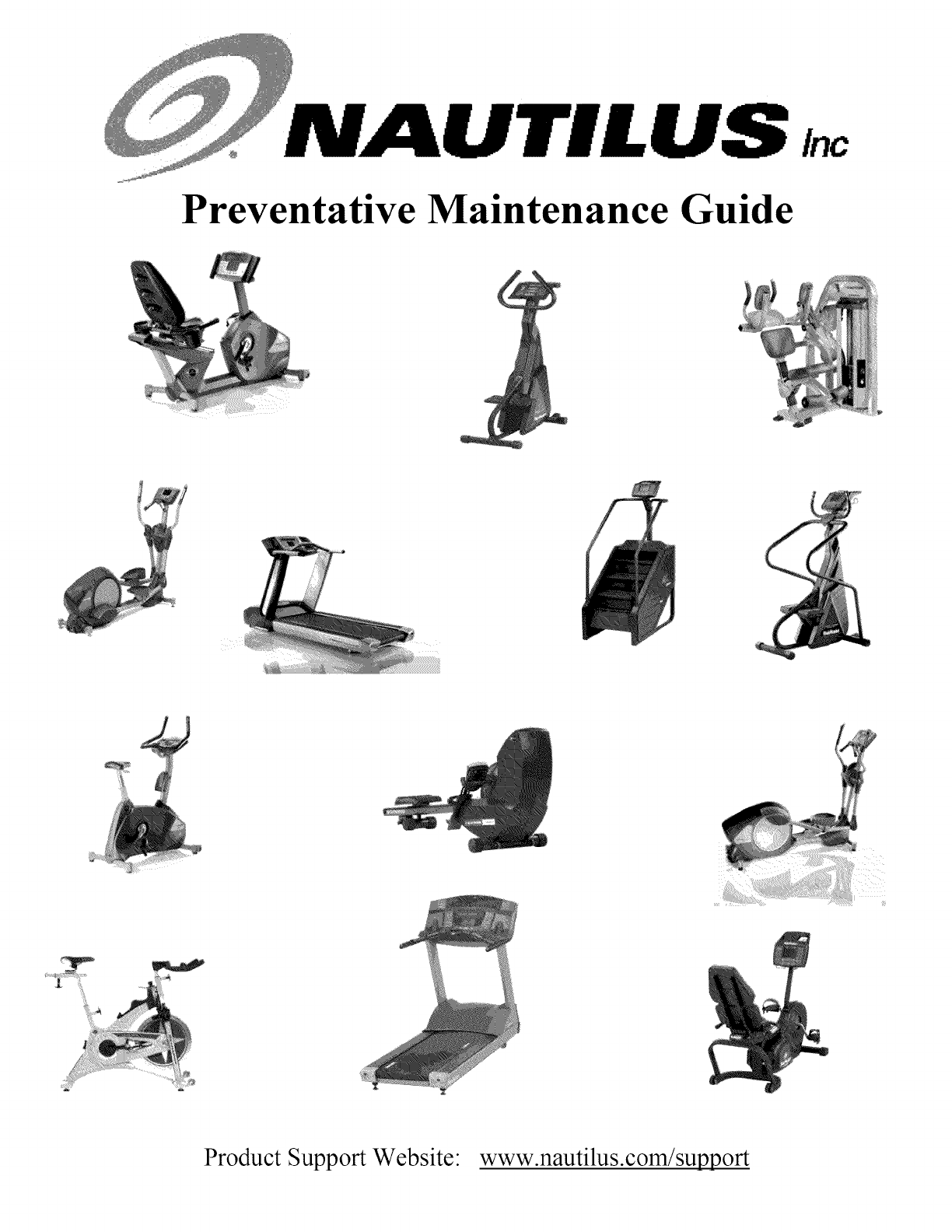 Stairmaster 4600CL User Manual STEPPER Manuals And Guides