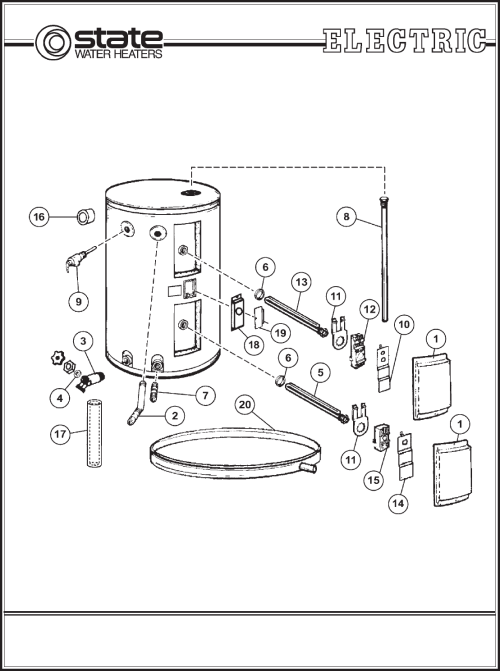 small resolution of scout heater diagram