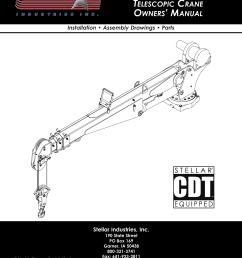 crane hi 4 instruction wiring diagram [ 1275 x 1586 Pixel ]