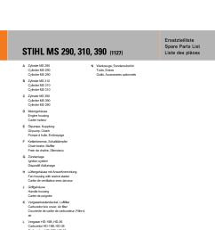 stihl ms 290 farm boss parts list manualslib makes it easy to find manuals online  [ 1115 x 1554 Pixel ]