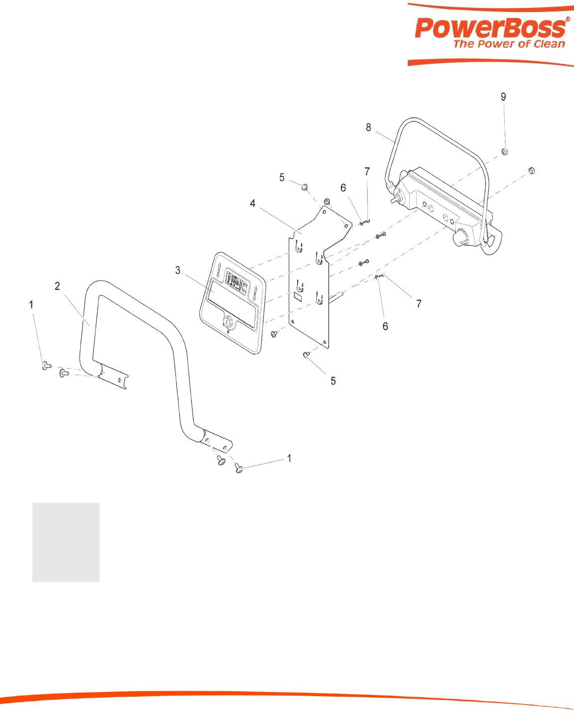 988026PB Parts Manual PHX26 Floor Scrubber REV D 0613.pmd