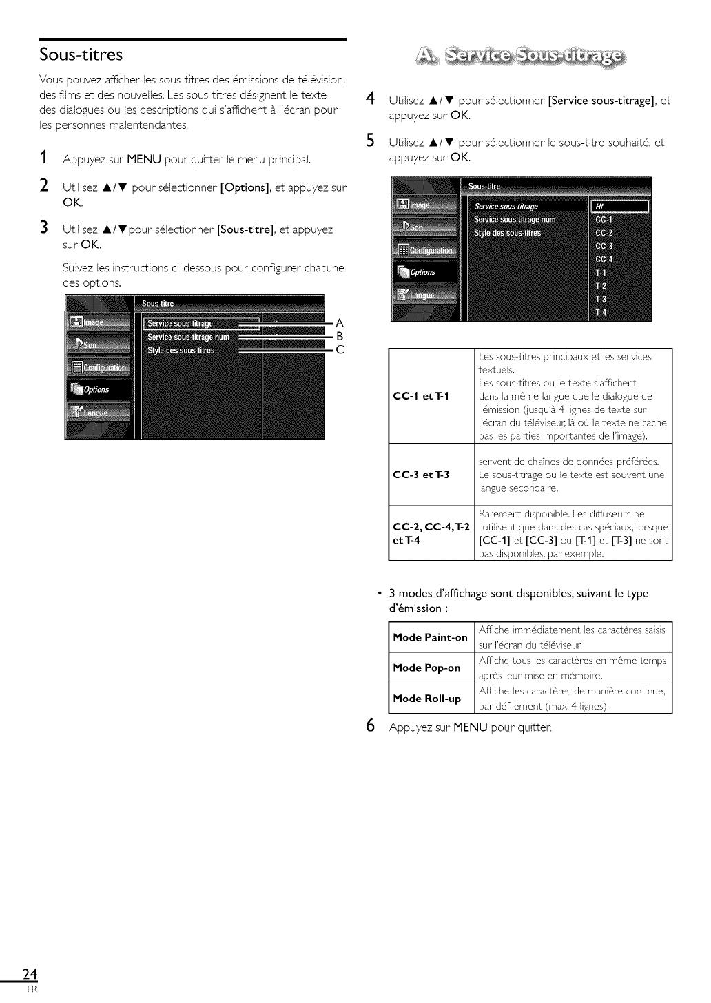 Sylvania LC260SS1 User Manual LCD TELEVISION Manuals And