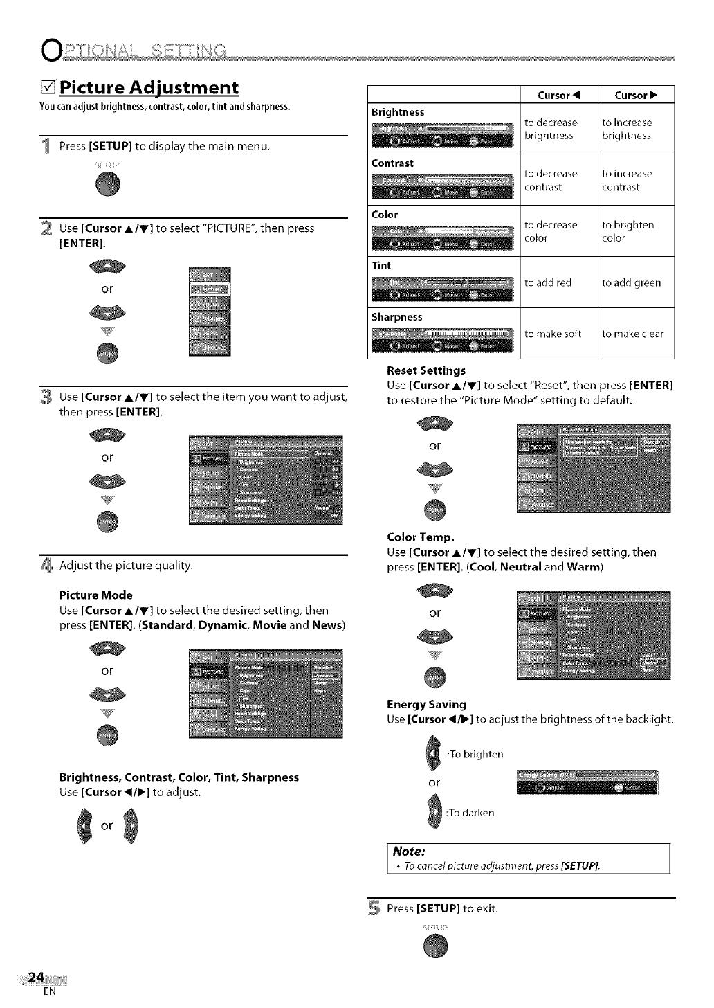 Sylvania LC260SS8 User Manual LCD TELEVISION Manuals And