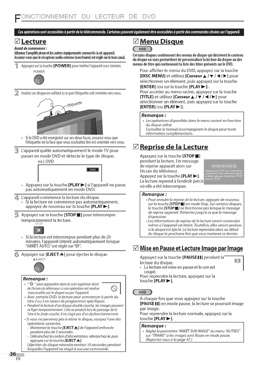 Sylvania LD195SSX User Manual LCD TELEVISION/DVD Manuals