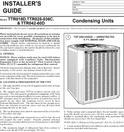 trane heat pump wiring diagram pdf [ 1127 x 1517 Pixel ]