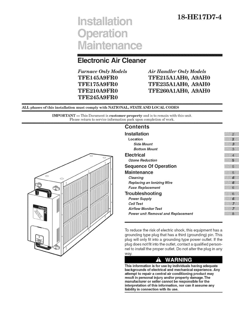 medium resolution of trane bwv724a100d1 air handler wiring diagram example electrical trane wiring diagrams model fine trane air handler
