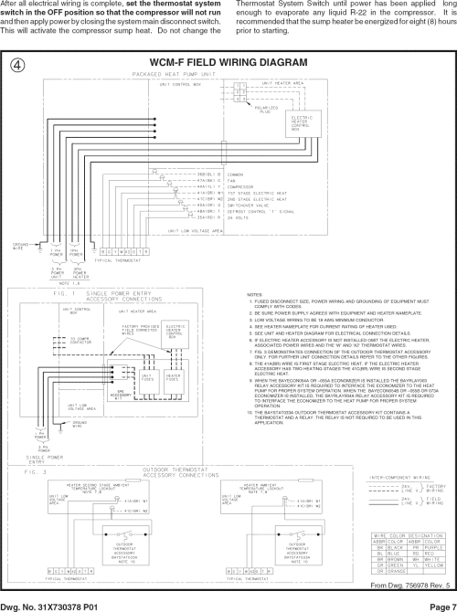 small resolution of page 7 of 12 trane package units both units combined manual l0905303