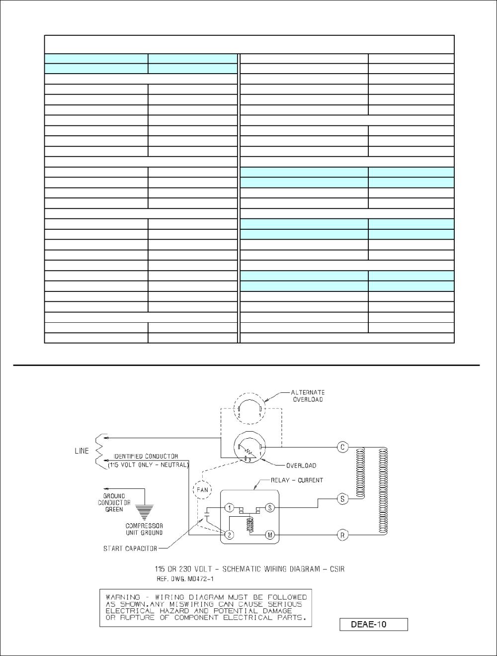 medium resolution of unit bom 33y324 2 fan motor 810l009b96