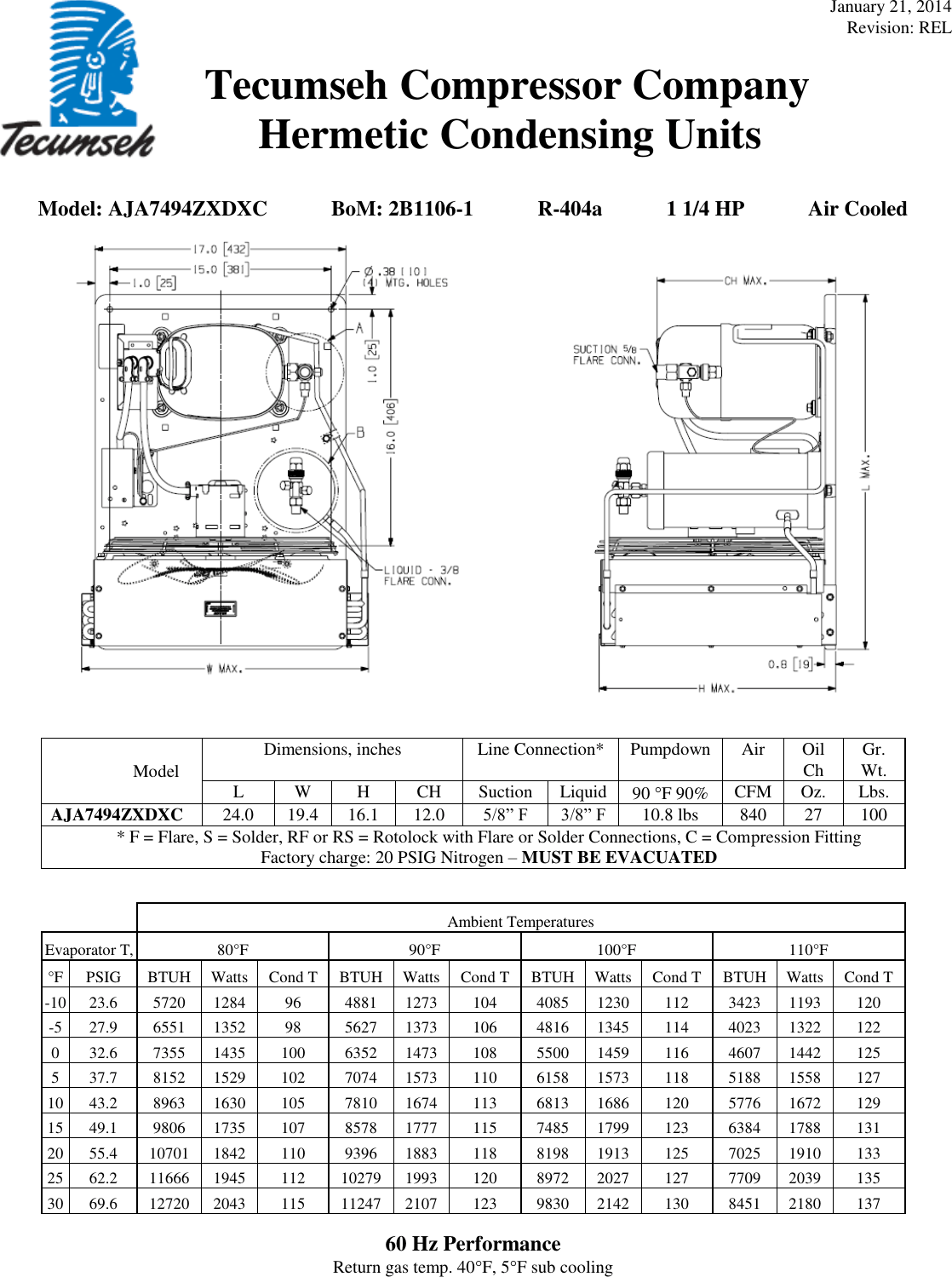 hight resolution of 3 4 hp tecumseh compressor wiring diagram