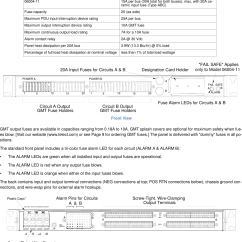 Telect Fuse Panel Wiring Diagram Mercedes Diagrams Schematics 06004 01 Users Manual 10a Max Gmt Installation Guide Page 2 Of 12