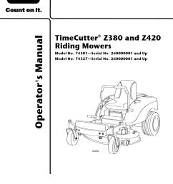 full size in new window array toro 74327 260000001 260019999 user manual riding mower manuals rh usermanual wiki [ 1186 x 1559 Pixel ]
