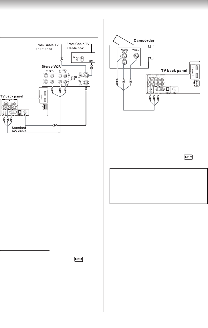 Toshiba 19 Tv Dvd Combo Hdtv 19Slv411U Owners Manual