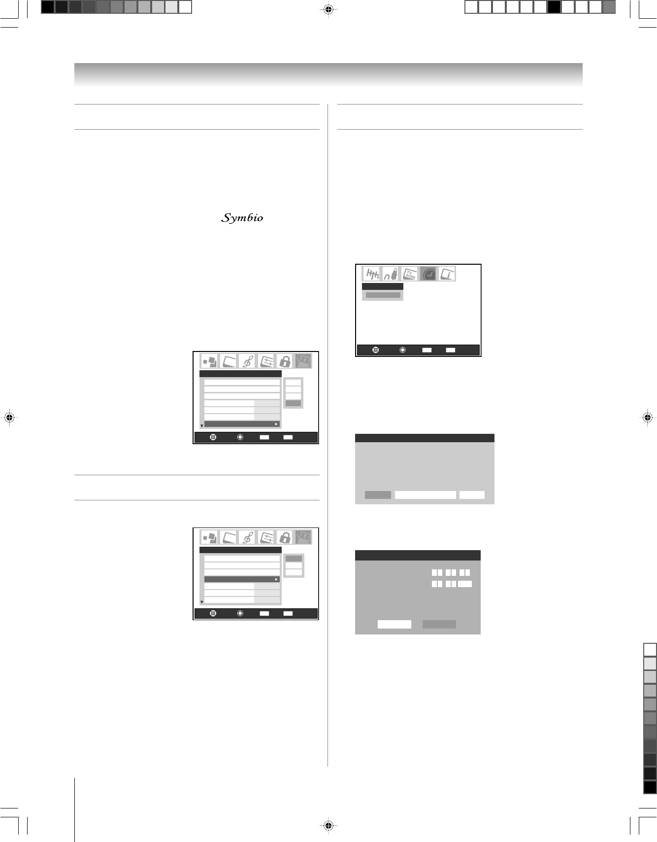 Toshiba Dlp 52Hm95 Users Manual