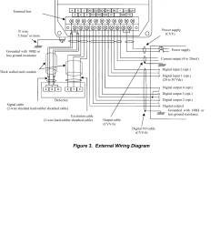 page 5 of 8 toshiba toshiba electromagnetic flowmeter converter tic  [ 1073 x 1546 Pixel ]