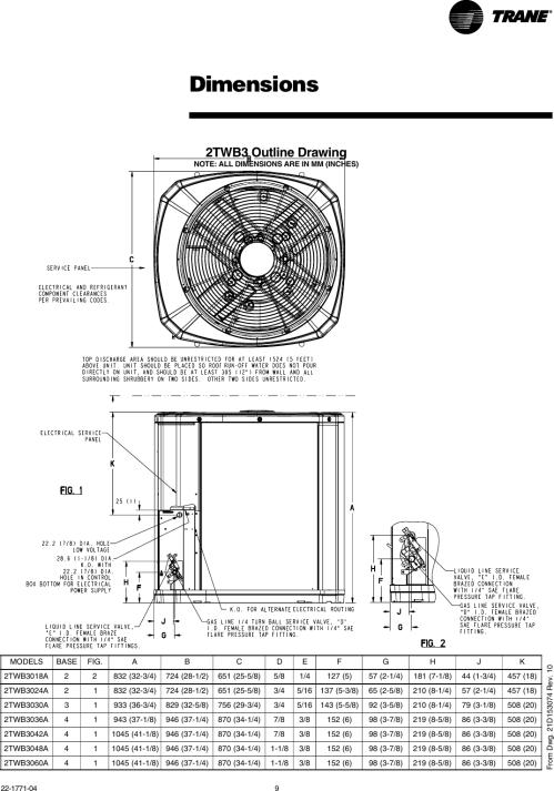 small resolution of  trane xl i heat pump wiring diagram on nordyne compressor wiring diagram trane wiring diagrams