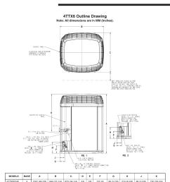 page 10 of 12 trane trane 4ttx6024 036 048 and  [ 1069 x 1526 Pixel ]