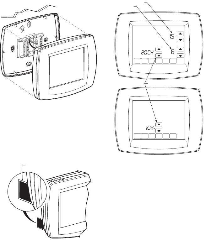 Trane Tcont803As32Da Users Manual 18 HD25D19 3 01/01/2006
