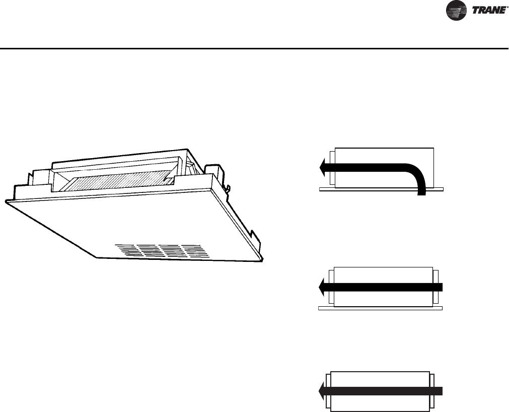 Trane Uni Fan Coil And Force Flo Catalogue UNT PRC001 EN