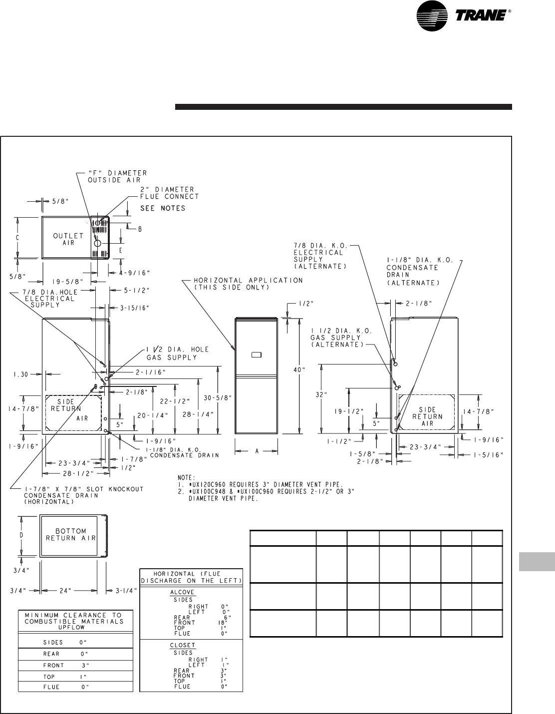 trane series e centravac 2002 chevrolet tahoe stereo wiring diagram xr 90 owners manual manualslib makes it easy
