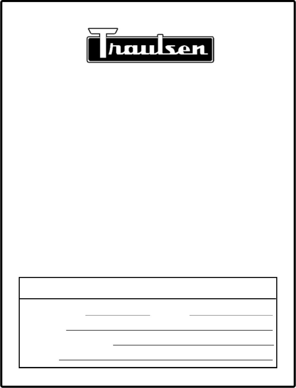medium resolution of traulsen vps66s vps manual user to the 90222544 1d0a 48d6 8faetraulsen vps66s vps manual user to