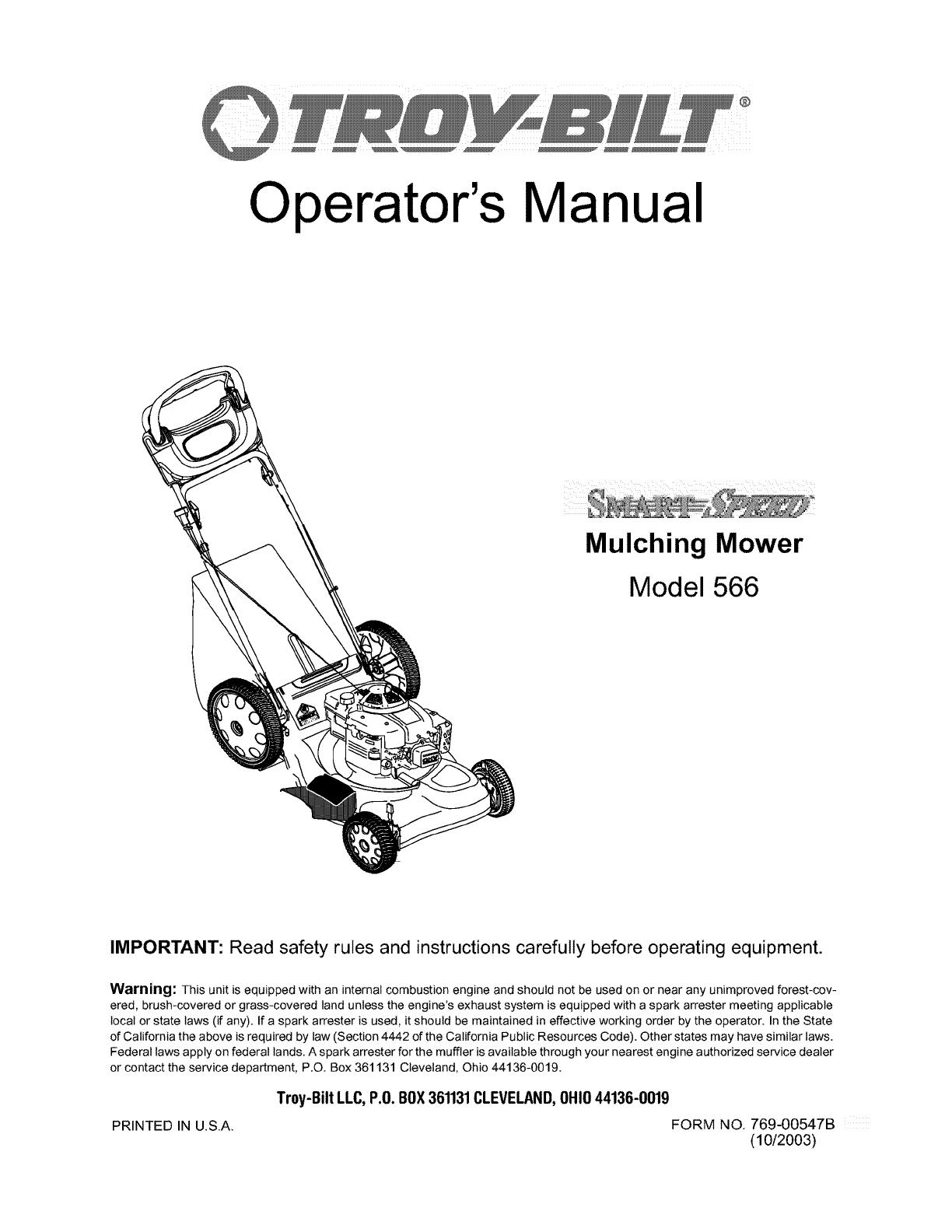 hight resolution of troy bilt mower schematic