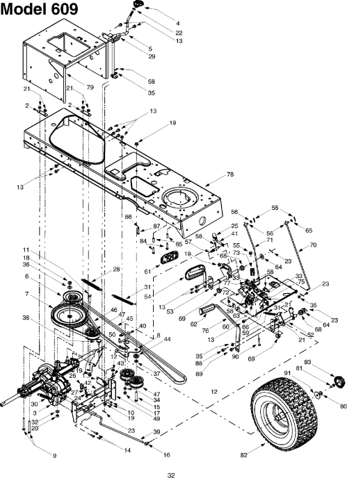 small resolution of troybilt 13aq609g063 user manual lawn tractor manuals and guides l0403339