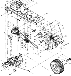 troybilt 14ay809p063 user manual garden tractor manuals and guides l0403343 [ 1078 x 1465 Pixel ]