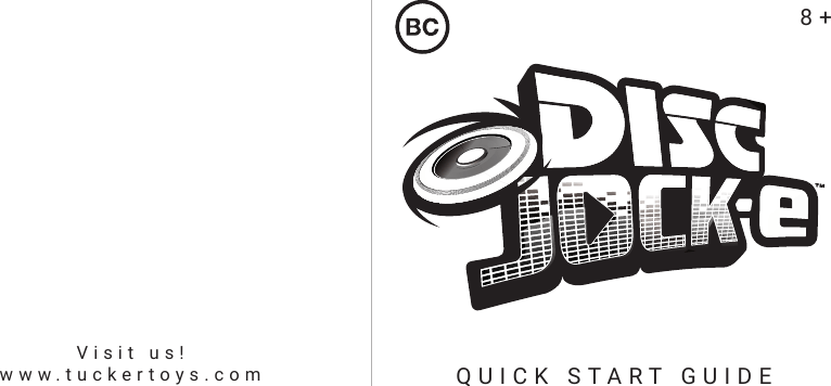 Tucker TUCKER Disc Jock-e User Manual Disc Jock e